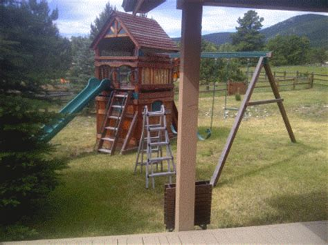 rainbow swing replacement parts denverfixit com swing set play set installations