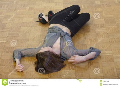 Flooring Business Plan by Unconscious Woman On The Ground Stock Images Image 13805774