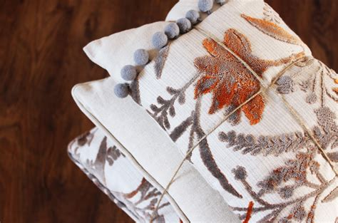 Handmade Soft Furnishings - handmade soft furnishings create a warm and cosy ambience