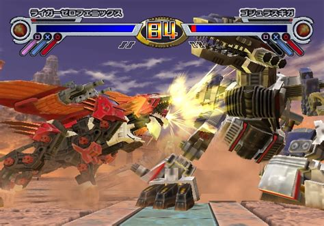 kumpulan game format iso ps2 zoids battle legends iso