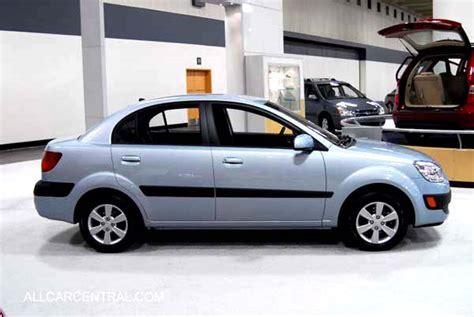 how make cars 2008 kia rio electronic valve timing kia photographs and kia technical data allcarcentral com p1