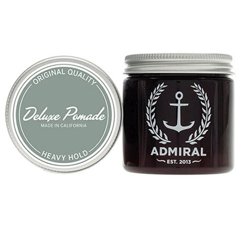 Pomade Admiral admiral classic pomade strong hold medium