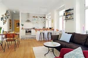 Kitchen Sitting Room Ideas Interieur Idee 235 N Voor Kleine Appartementen Inrichting
