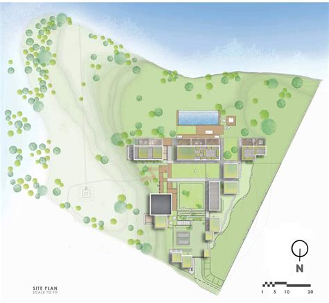 Design Of Houses by Site Plan Tantangan Villa In Bali By Word Of Mouth