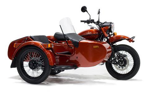 Motorrad Gespanne Ural by Ural Motorcycles