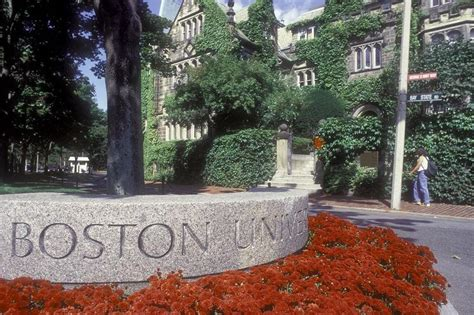 Boston College Mba Total Priice by Boston In Photos America S Top 100 Colleges