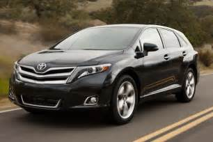 new car from toyota 2014 toyota venza new car review autotrader