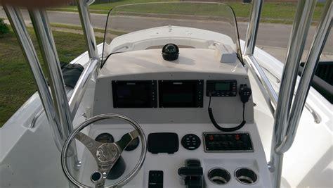 sportsman boats simrad vhf radio mounting on sportsman the hull truth boating