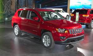 2014 Jeep Compass 2014 Jeep Compass Latitude Top Auto Magazine