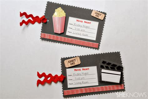 diy tickets template make your own tickets