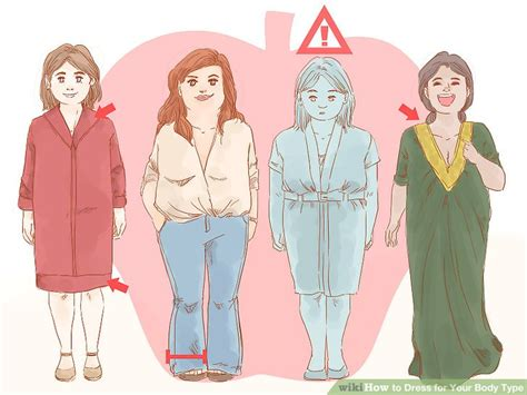 clothes to wear for a women in mid 30 how to dress for your body type 11 steps with pictures