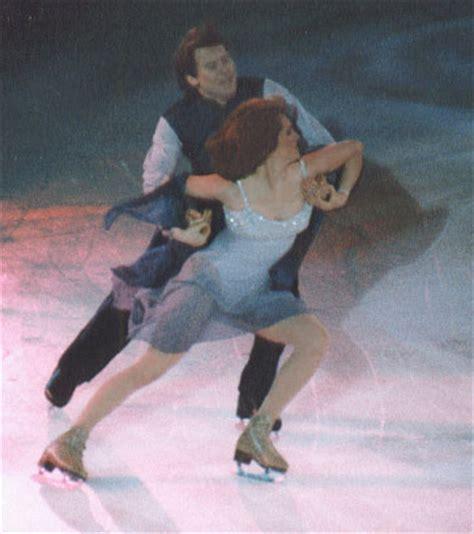 ismaili web guestbook april 1998 amaana klimova and ponomarenko skating photo by tracy marks
