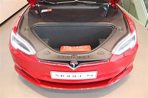 tesla model s frunk vendor for facelift bumper fascia