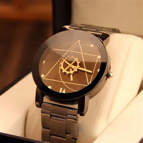 2016 new high quality black luxury womens compass high