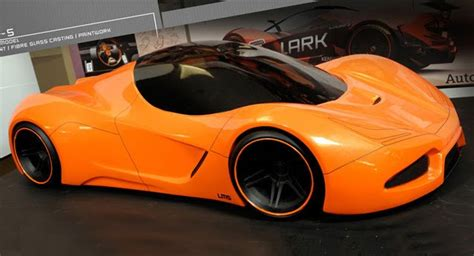 mclaren f1 concept mclaren lm5 concept with bmw v10 design study for a