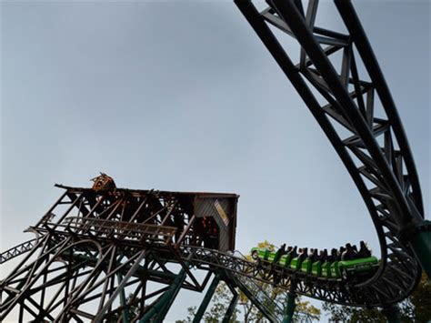 Fast Pass Busch Gardens by Parks