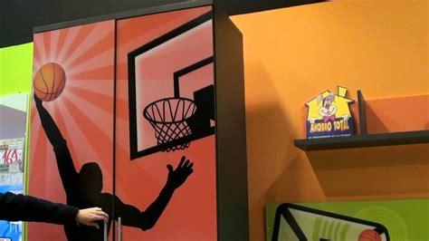 decoracion habitacion juvenil baloncesto dormitorio juvenil dise 241 o exclusivo baloncesto 4510 youtube