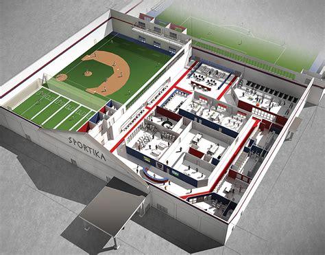design center manalapan nj sportika indoor sports facility michael v testa architect