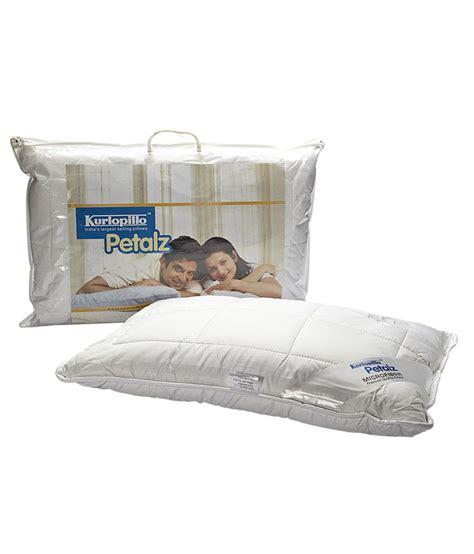 Kurlon Pillow Price by Kurlon Petalz Pillows Buy Kurlon Petalz Pillows