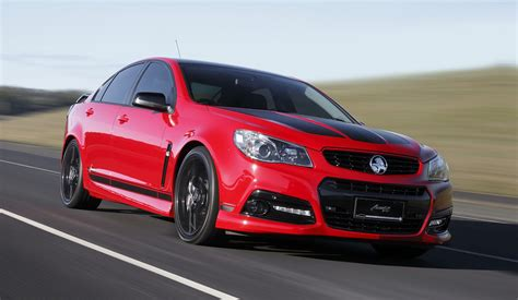 New Ss by Holden Commodore Craig Lowndes Ss V Special Edition Sedan