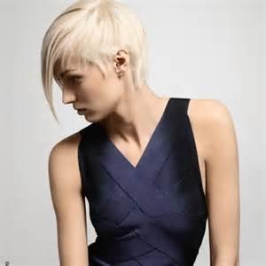 coupe cheveux courts asym 233 trique coupes et coiffures