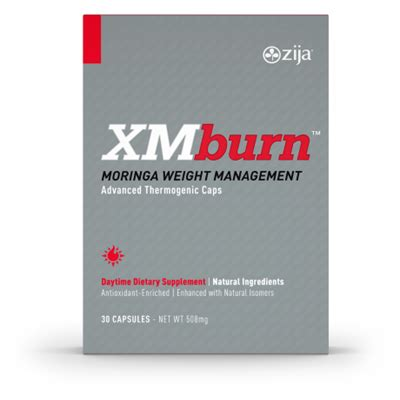 weight management zija zija moringa xm burn weight management