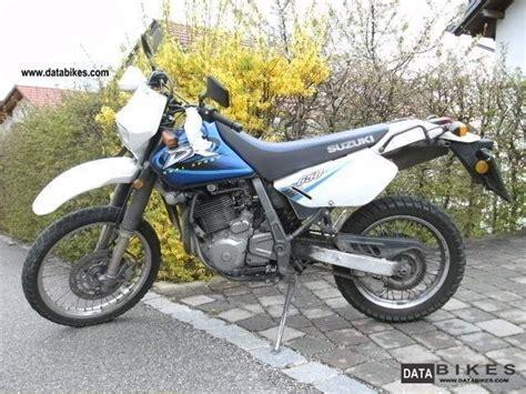 Suzuki Dr650 Touring 2002 Suzuki Dr 650