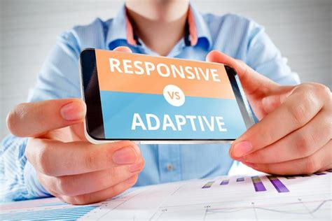best adaptive websites responsive vs adaptive design which is best for mobile