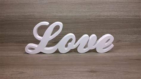imagenes de love en letras love em mdf letra cursiva kreativi elo7