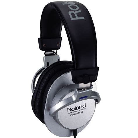 Headphone Roland Roland Rh 200s Monitor Headphones Dv247