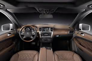 Inside Mercedes The Top Cars 2012 Mercedes Ml Class