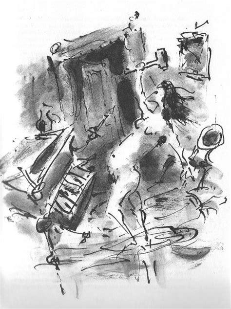 The Master and Margarita - Illustrations - Hans Fronius
