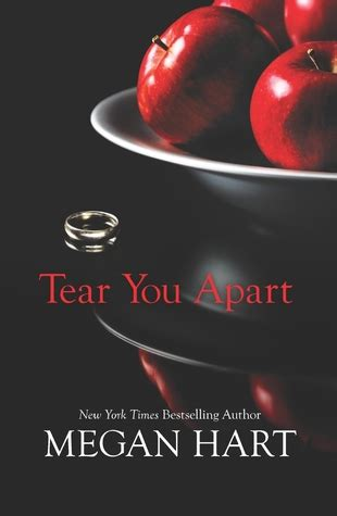 tear you apart by megan hart review and paperback giveaway