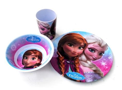 Set Makan Karakter Frozen rekal al qur an toko bunda