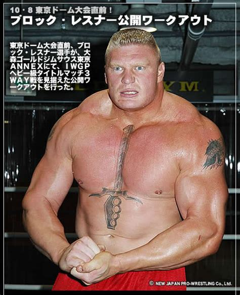 brock lesnar s tattoo smackdown wallpapers brock lesnar tattoos