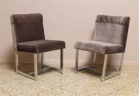 Comfort Dining Chairs Set Of Six Style Of Milo Baughman Dining Chairs By Comfort Dining Chair Sale For Sale At 1stdibs