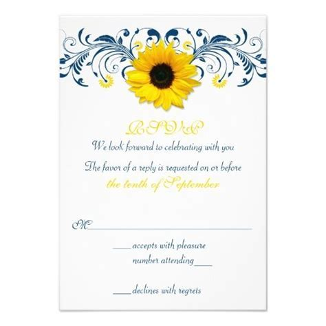Best 25  Wedding reply cards ideas on Pinterest