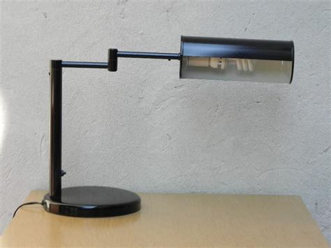 swing arm cl l swing arm table l black painted led swing arm desk l c