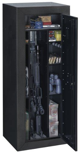 stack on tactical gun cabinet stack on tc 16 gb k ds tactical security cabinet gray