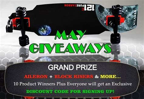 Skateboard Giveaways - sharkwheel carbon fiber skateboard giveaway