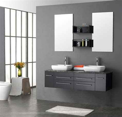 modern bathroom vanities home decor furniture