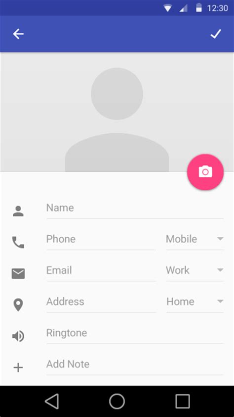 android material design layout exles java android materials draggable profile stack overflow