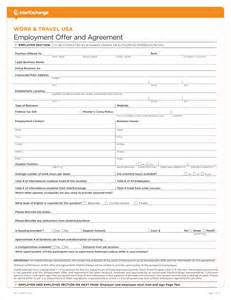 sample forms interexchange examination form