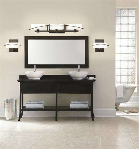 black bathroom lighting fixtures black bathroom light fixtures with creative styles in