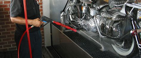 Motorrad Waschanlage by Pays Tribute To The Motorcycle Washing Services Previously