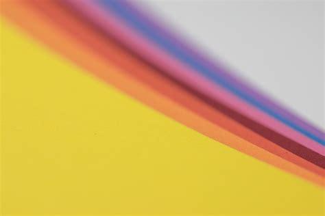Rainbow Yellow Kuning gambar sayap struktur tekstur lengkungan pola garis