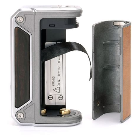 Mod Vape R233 Authentic authentic lost vape therion dna75 75w tc vw 18650 brown box mod