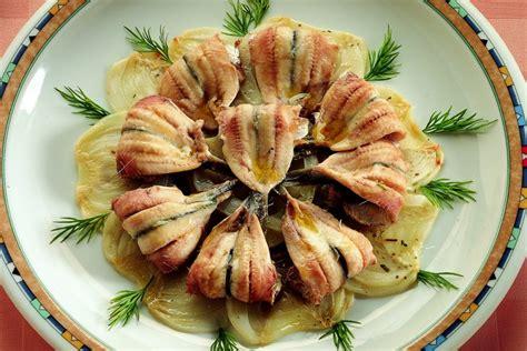 cucinare il finochio ricetta alici al finocchio la cucina italiana