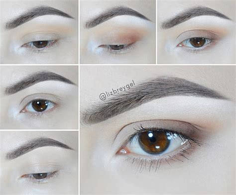natural eye makeup tutorial step by step day 12 everyday natural makeup look step by step