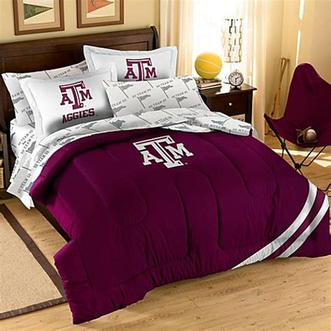 texas comforter texas a m full applique bedding set bed bath beyond